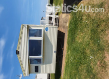 Caravan for hire Devon Cliffs Exmouth