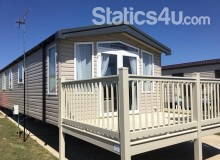 Static Caravan For Hire Jay Valley 40 - Platinum