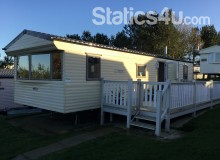 Gold Rated Caravan Hire - Silverwoods C16