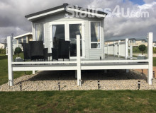 Sunflower Lodge 8 Berth Luxury Platinum Caravan at Primrose Valley