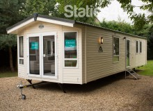 Brand New Static Holiday Home On 12 Month Country Park