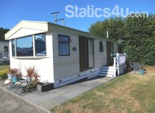 2 Bedroom Holiday Caravan For Hire Privately Rented Cornwall