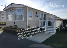 Lovely 8 Berth  Luxury Holiday Caravan to Hire along the Jurassic Coast