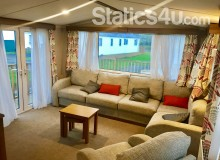 STATIC CARAVAN FOR SALE WITH DECKING