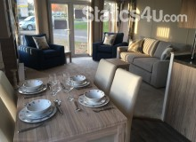 STATIC CARAVAN FOR SALE - SITE FEES INCLUDED
