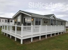 Executive Platinum Caravan For Hire - The Lakes C16