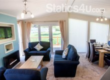 Stunning Luxury Lodge for Sale on 5 Star Golf Resort
