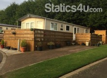 Residential/Holiday Static Caravan For Sale
