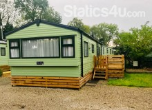 Ex Demo Immaculate holiday home for sale @ Hall More Holiday Park & Fishery