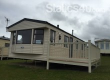 Caravan For Hire Silverwoods C21 - Sea Views