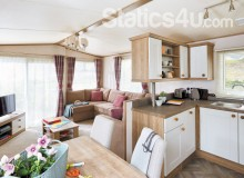 New caravan holiday home for sale