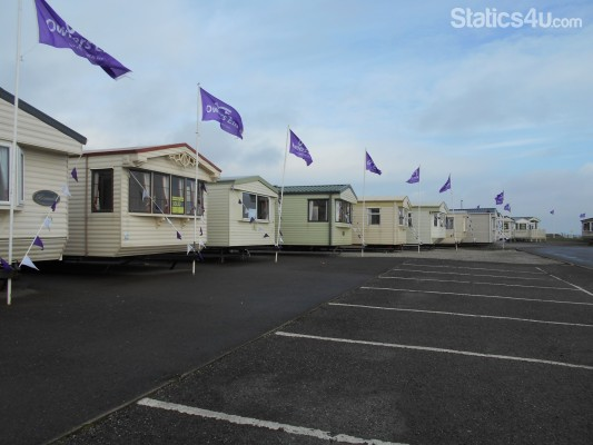 Excellent HOLIDAY HOMES  STATIC CARAVANS FOR SALE  NORTH YORKSHIRE