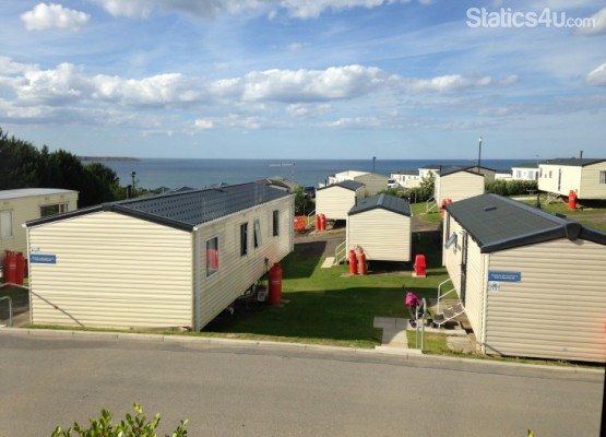 Wonderful Private Owned 2 Bed Static Caravan For Hire At Skipsea Sands